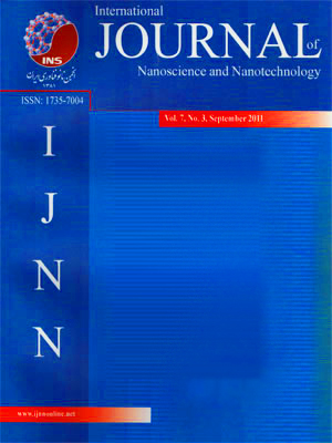 International Journal of Nanoscience and Nanotechnology